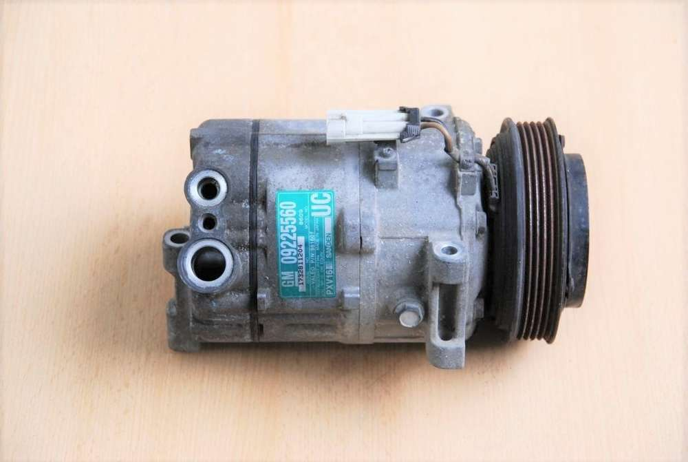 klimakompressor opel signum vectra c 2.2 z22yh 09225560 981601
